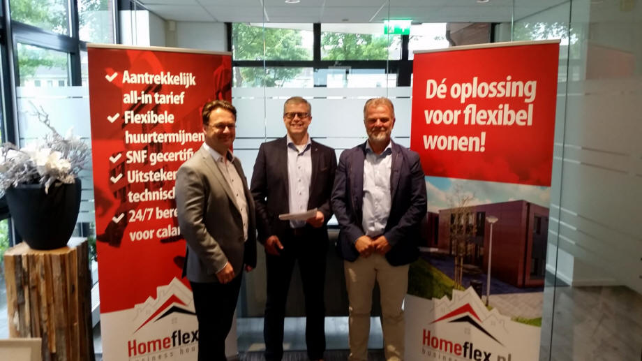 HomeFlex sponsor van G-teams